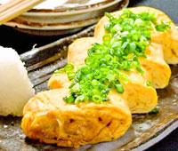 牛スジ卵焼き3-(1)